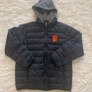 Genuine Merchandise San Francisco Giants Jacket